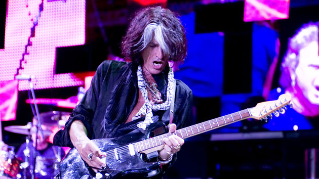 """The kind of music we make is meant to entertain and excite people,"" says Joe Perry. ""That's always the goal."""