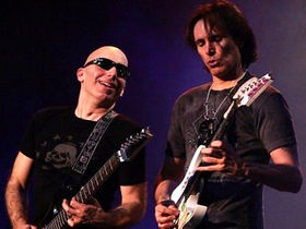 Joe Satriani, Steve Vai and friends announce July benefit concert