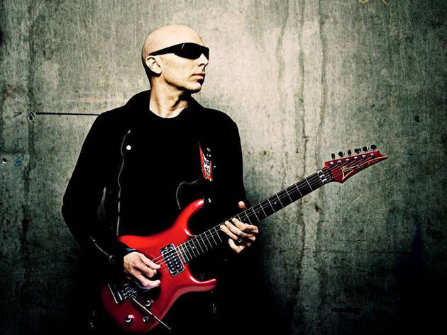 Joe Satriani isn't nominated for a Grammy, but his lawyer still hopes he wins