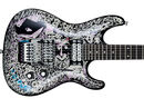 All-Star Gear: Joe Satriani's Black Dog Ibanez guitar