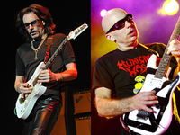 Joe Satriani, Steve Vai on their co-headline concert: A Benefit For Cliff II