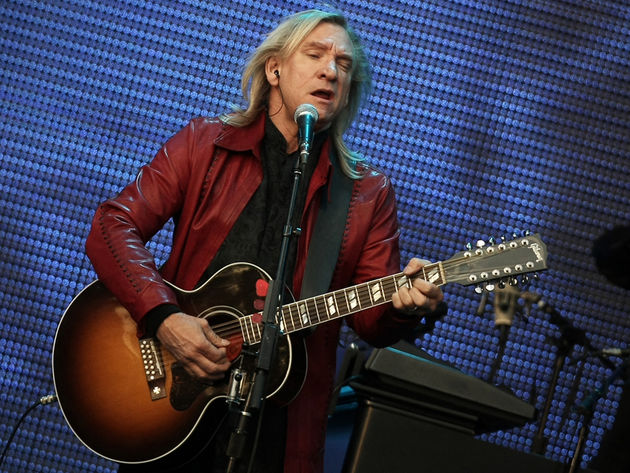 Joe Walsh gets topical on his new song, Analog Man