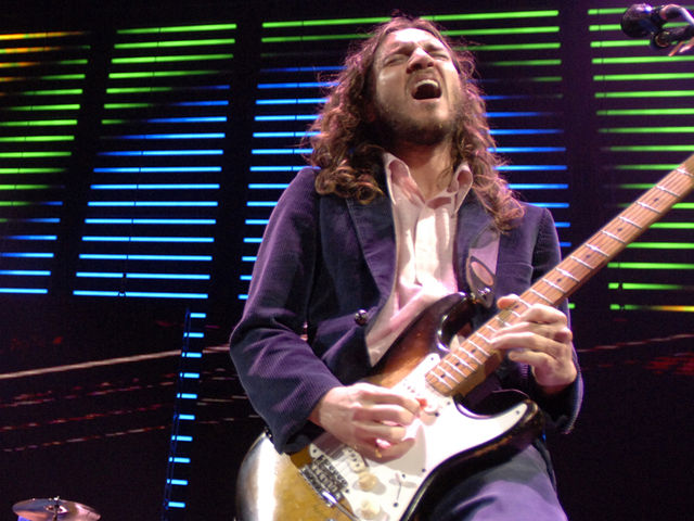 In 'Feeding Back,' John Frusciante talks about making music less intimidating by taking it apart