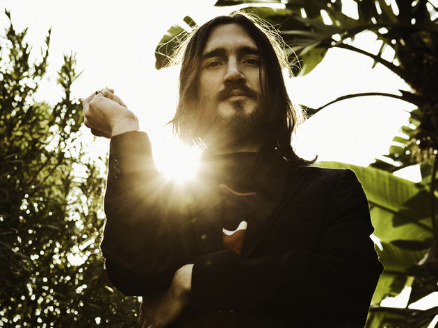 John Frusciante burns brightly on The Empyrean