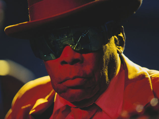 Effortlessly cool, Hooker was a true giant of the blues
