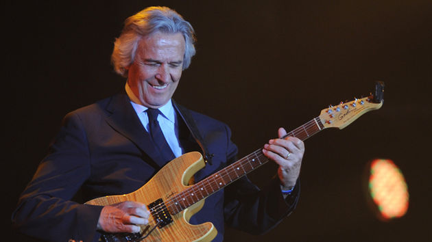 John McLaughlin. He's led the Mahavishnu Orchestra, won countless awards, and now he answers your questions.