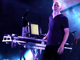 Dream Theater's Jordan Rudess releases new iOS app, SpaceWiz