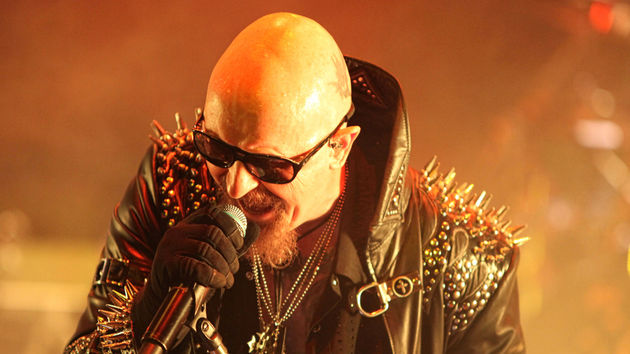 """It's filled with these incredible songs that have been seeing me through the metal decades,"" Halford says of the concert film Epitaph."