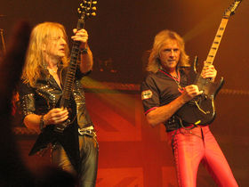 Ask MusicRadar: submit your questions for Glenn Tipton and KK Downing