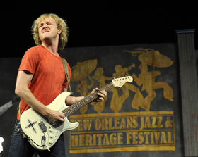 Kenny Wayne Shepherd talks Strats