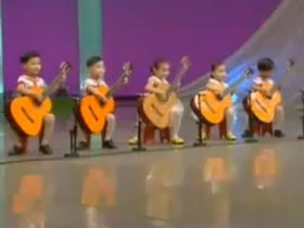 Must-See Video: Kids playing guitar