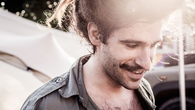 Great moustache, great tunes: King Charles