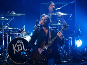 Kings Of Leon preview new songs at London's Hyde Park