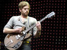 "Caleb Followill smashed guitar due to ""overwork"""