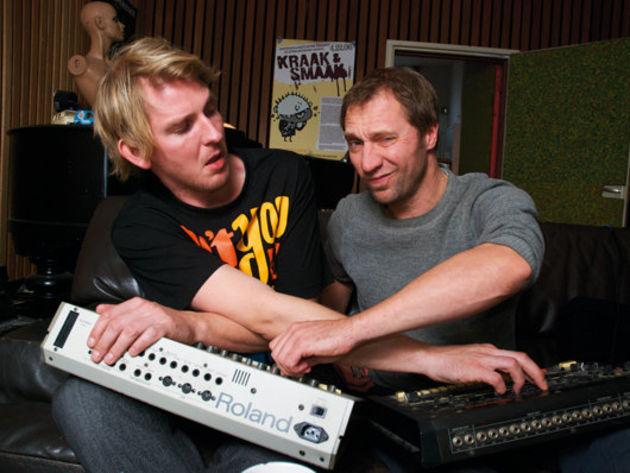 Kraak and Smaak's studio