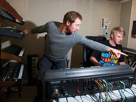 In pictures: Kraak and Smaak's studio