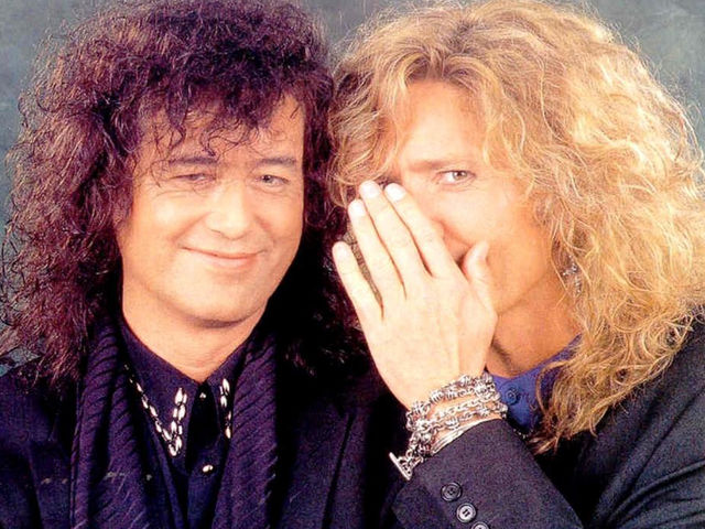 Even in '93, Coverdale gave Page an earful
