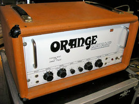 Buy Jimmy Page's Orange Matamp!