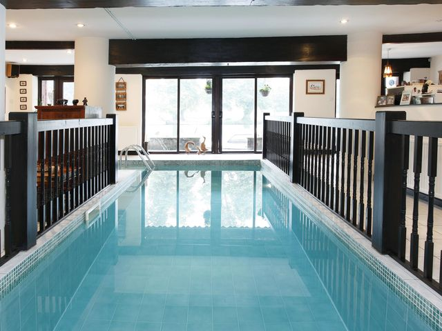 Who doesn't need a pool downstairs these days?