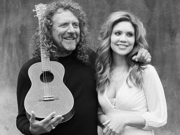 Robert Plant CBE continues to work with Alison Krauss