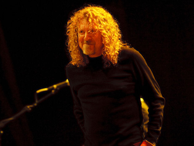 Robert Plant says he's ready for Glastonbury. But with Zeppelin? Time will tell