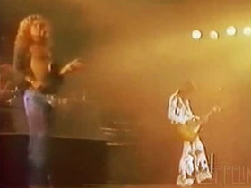 Led Zeppelin post rare bootleg videos on YouTube