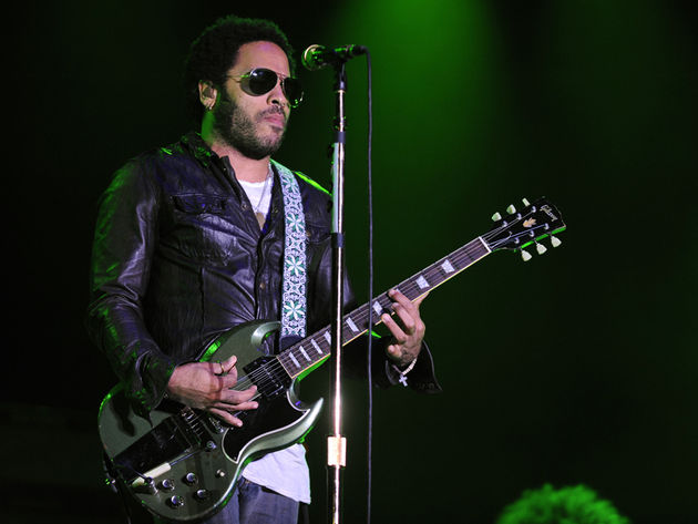 video de lenny kravitz calling all: