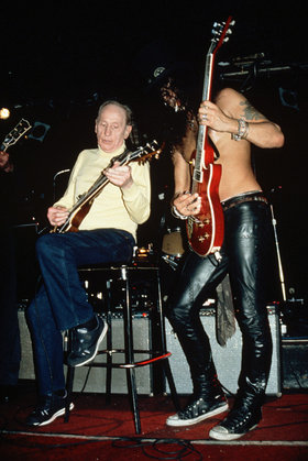 Les paul and slash