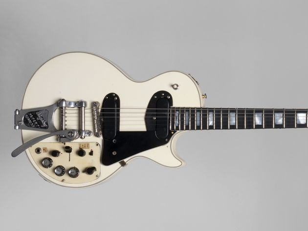 1968 Prototype Gibson Les Paul Custom Recording Model