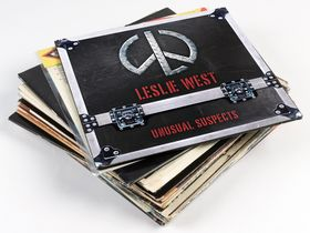 Leslie West talks new album Unusual Suspects track-by-track