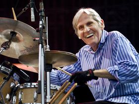 Levon Helm, drummer and singer of The Band, dies aged 71
