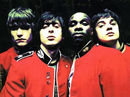 "Libertines reunion ""was written in the stars"""