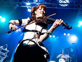 YouTube violin sensation Lindsey Stirling talks success and electronica