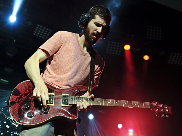Brad Delson Talks Linkin Park S Upcoming Guitar Heavy New