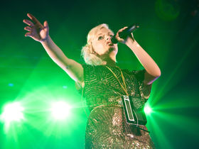 Stylophone celebration: Little Boots in new film