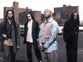 Living Colour return