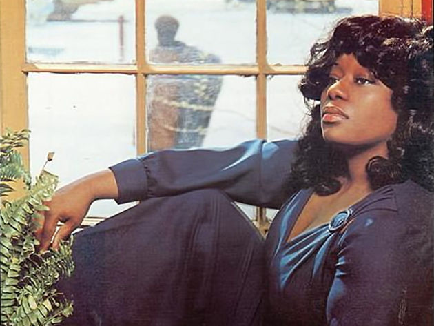 Loleatta Holloway's work has frequently been sampled.