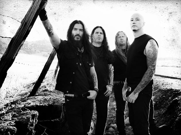 Machine Head: one of the bands that feature on this great 13-track sampler