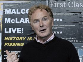 Malcolm McLaren, former Sex Pistols manager, dies at 64
