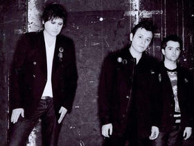 Manic Street Preachers recording with Steve Albini