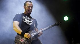 Mark Tremonti Q&A on Twitter - now finished