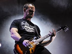 Preview three tracks from Mark Tremonti's solo album, All I Was