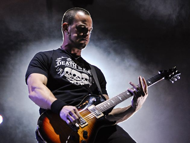 Mark Tremonti comes out of the gate strong on his upcoming solo album, All I Was