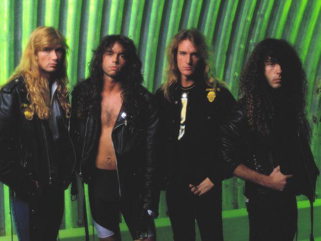 On Megadeth