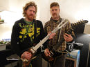 Mastodon's Brent Hinds and Bill Kelliher talk guitars, touring