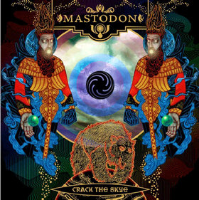 Mastodon crack the skye