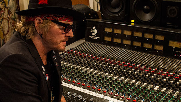 In addition to this one, Matt Sorum wears many hats on his new solo album. Just don't expect to hear him drumming on it.