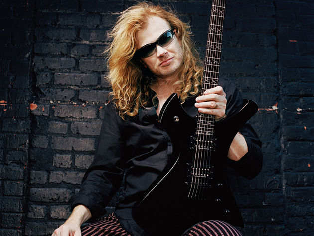Dave Mustaine will appear at Music Live