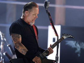 Metallica's James Hetfield gives 330 acres to CA county
