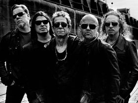 Metallica and Lou Reed premiere video for The View from Lulu